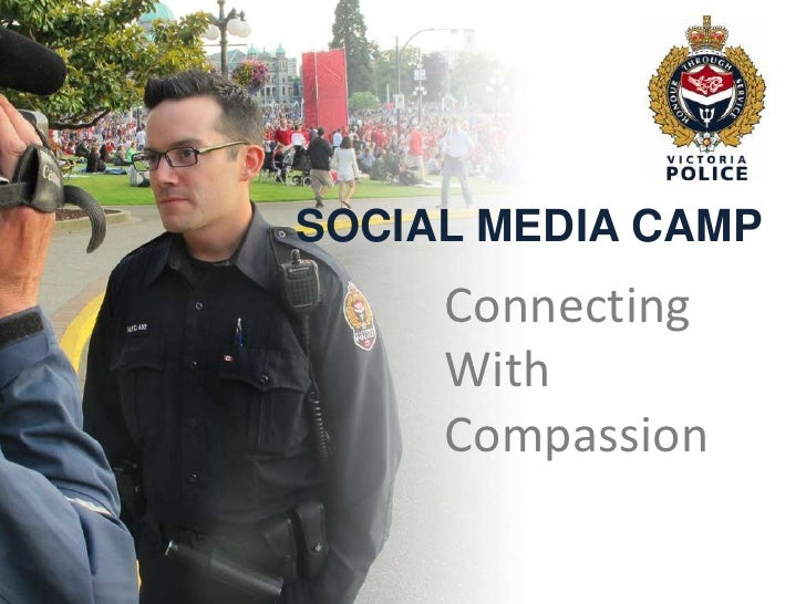 SOCIAL MEDIA CAMP     Connecting     With     Compassion