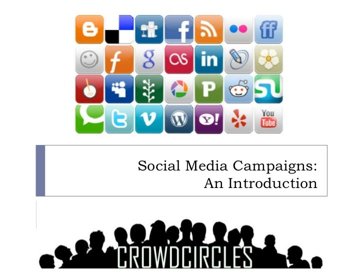 Social Media Campaigns: An Introduction