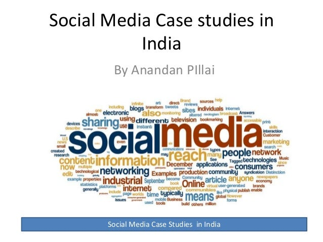 "social media networking case studies The 7 most interesting social media studies and to put comscore's results even more impressively about social media usage: ""social networking sites now."