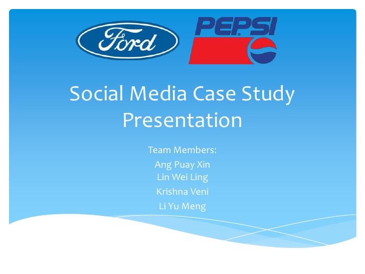 Social Media Marketing Case Studies | Sysomos