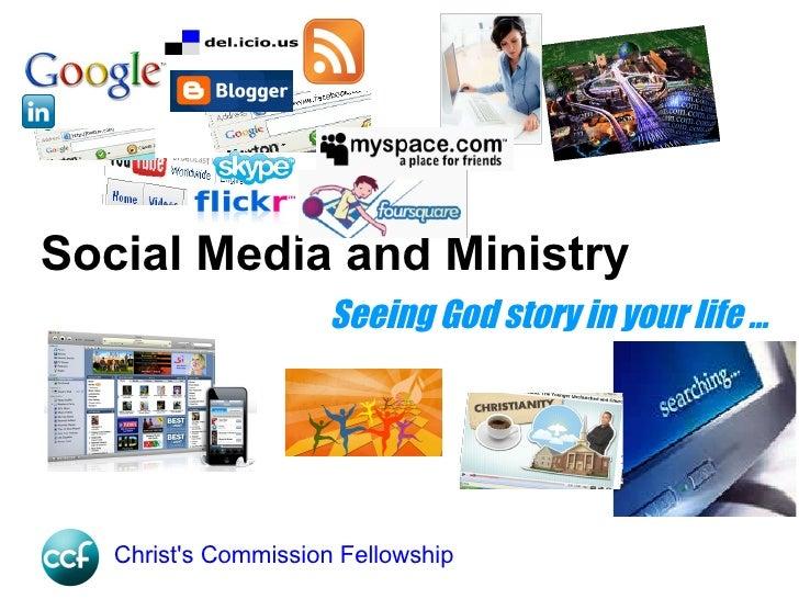 CCF Social Media Ministry