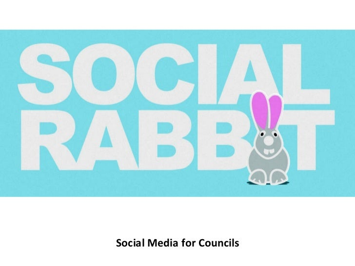 Social media for local government