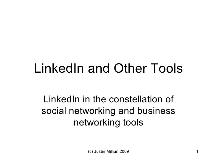 Social Media Constellation