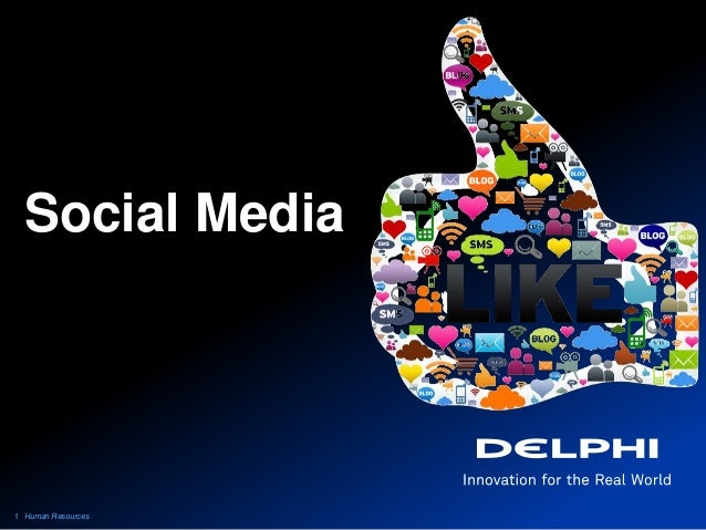 Human Resources Social Media 1