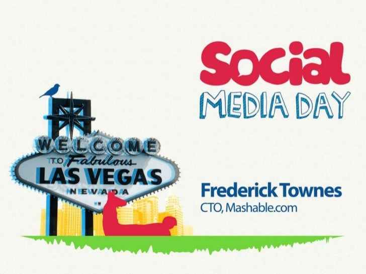 Social Media Day 2011 - Las Vegas Keynote