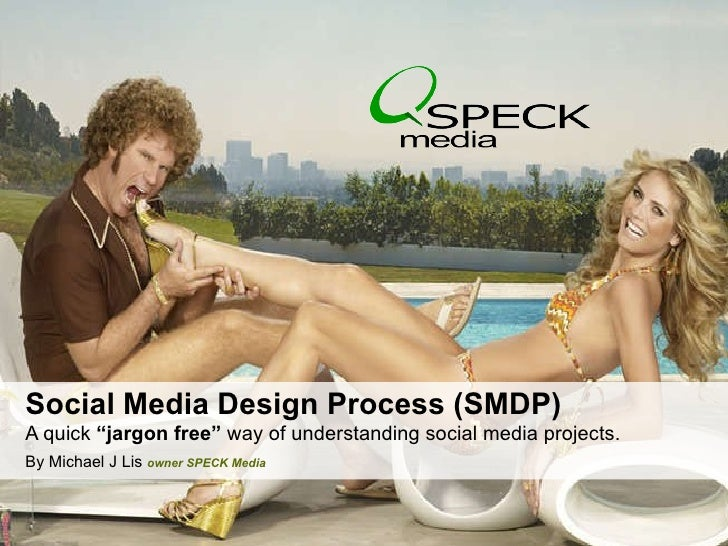 "A quick  ""jargon free""  way of understanding social media projects. Social Media Design Process (SMDP) By Michael J Lis  o..."