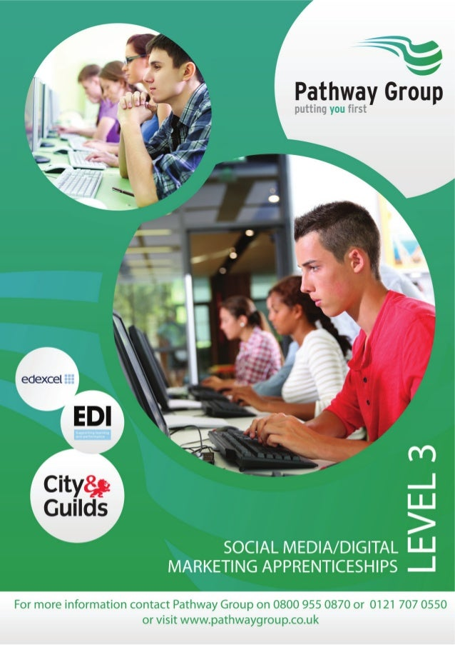 Social Media / Digital Marketing Apprenticeships, Social Media and Digital Apprenticeships in Birmingham,