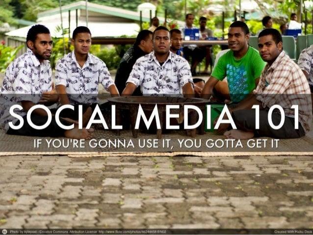 Social Media Distilled