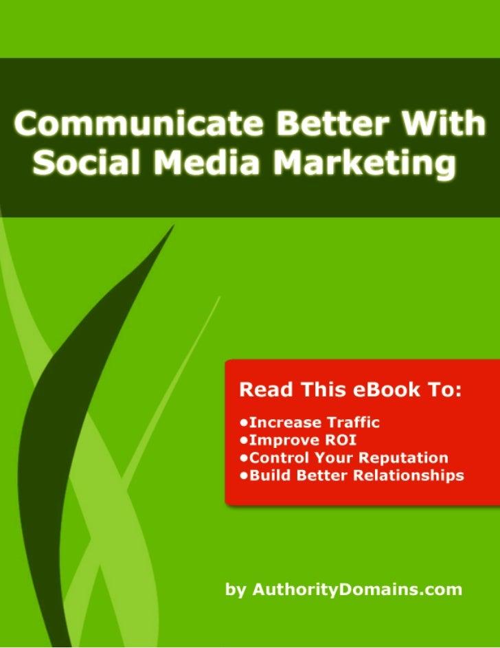 Social Media Ebook (1)