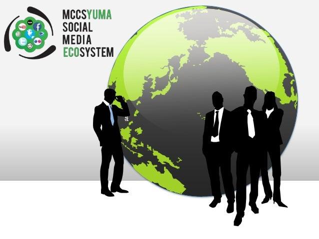 Social media ecosystem
