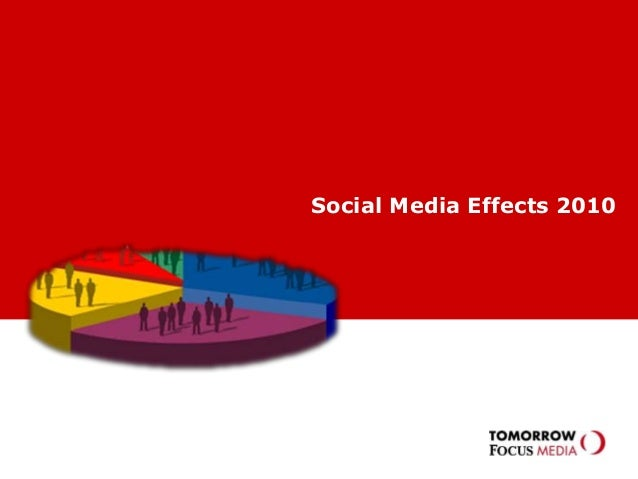 Social Media Effects 2010