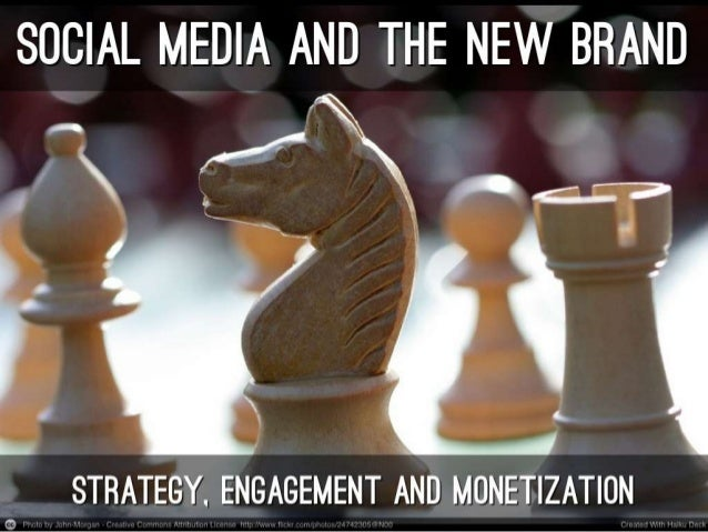 Social Media for the New News Brand