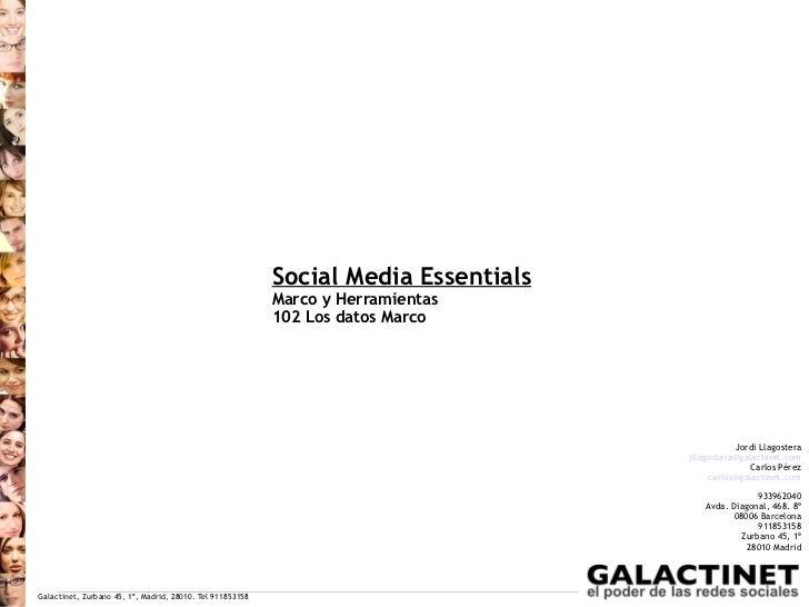 Social media essentials 102 marco