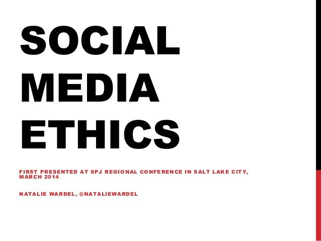 Social Media Ethics Quiz