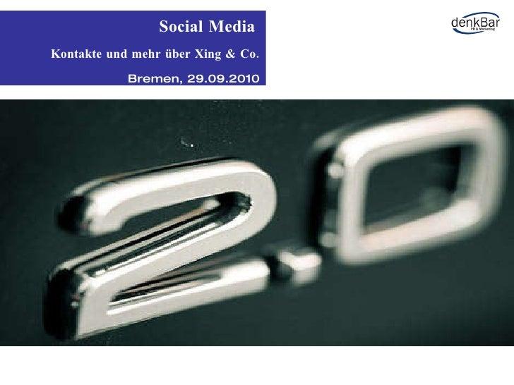 Social Media Einführung