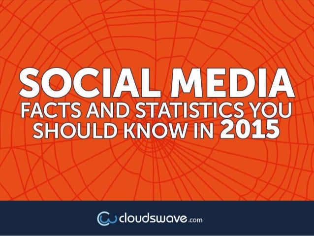 Media Facts 2015 Social Media Facts And