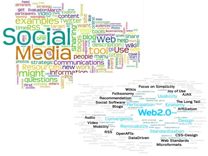 Web 2.0 is people centric