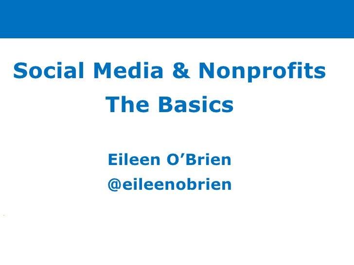 Social Media for Advocacy