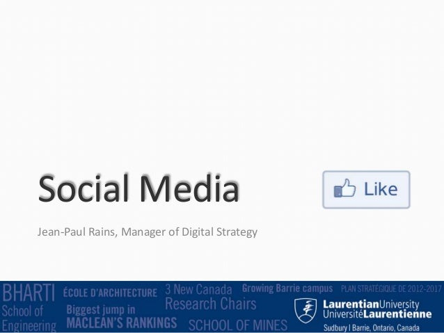 Social Media for Higher Education Student Associations