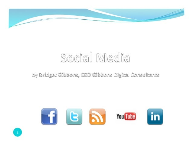 Social Media for Business 101 and Search engine optimization 101