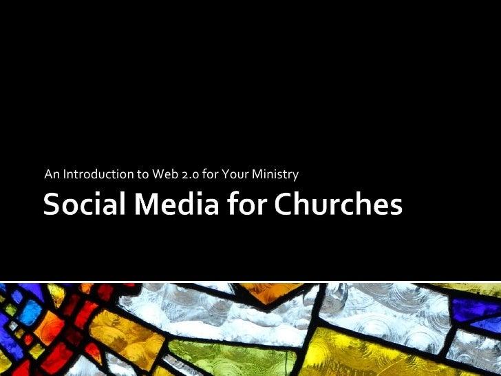 Social Media For Churches Nn