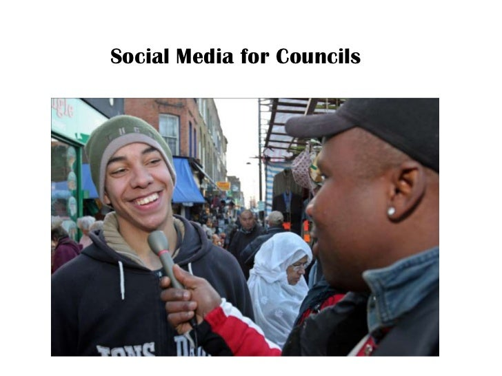 Social Media for Councils<br />An Introduction<br />