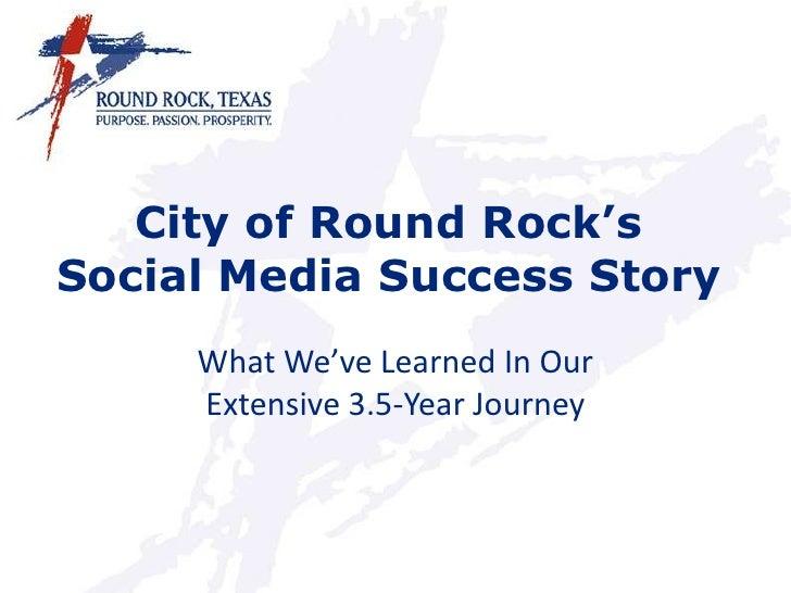 Social Media For Economic Development And Community Marketing