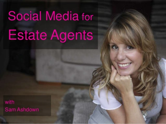 Social Media for Estate Agents with Sam Ashdown