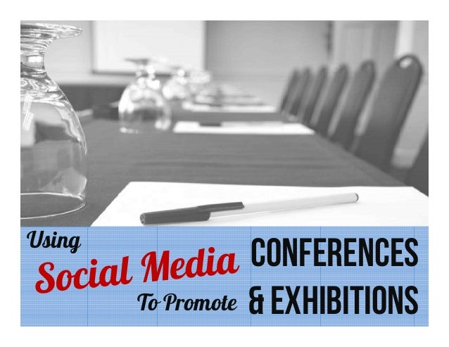 Social media for events & conferences