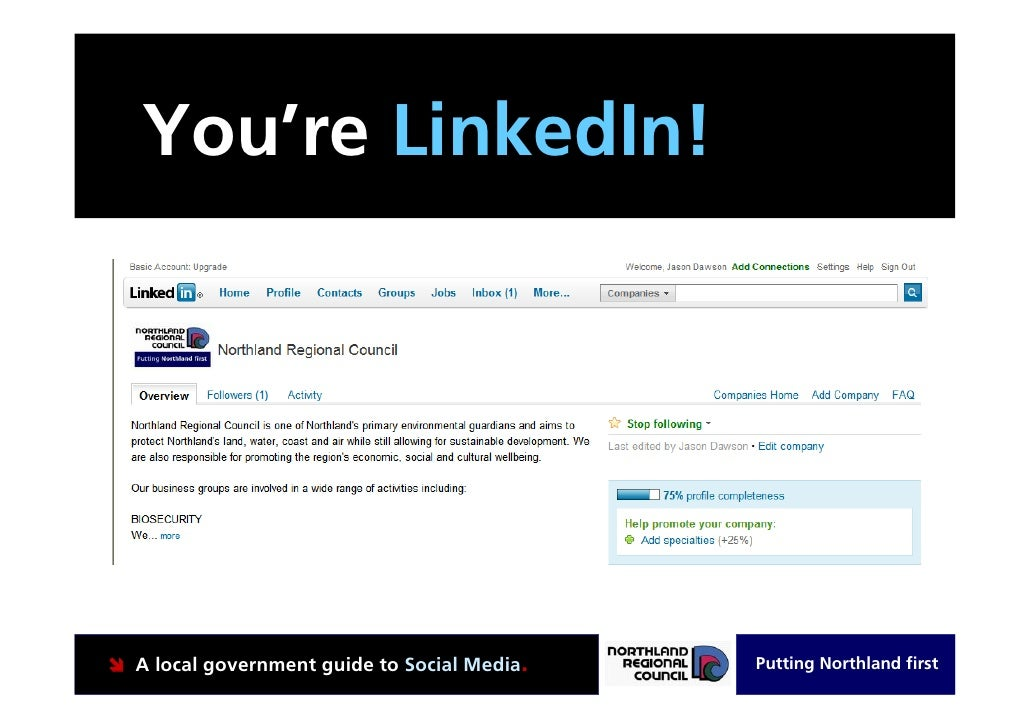 government social media Policy and guidance covering the use of social media by scottish government staff.