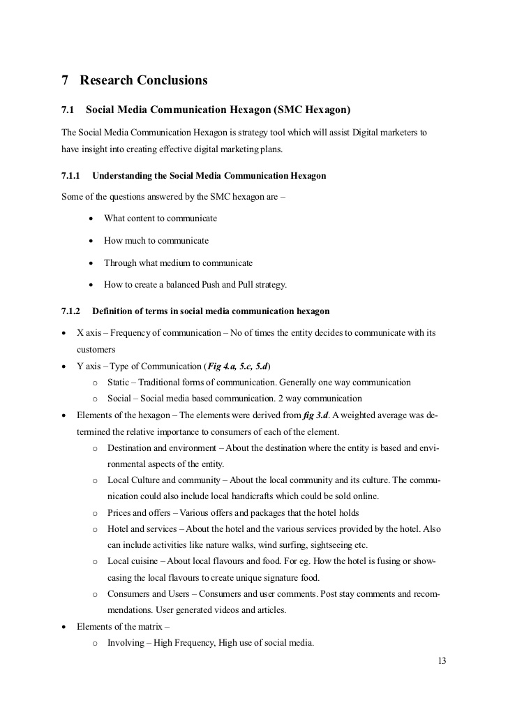 Dissertation Fernando bez - An Exploration Into the Impact of Socia�