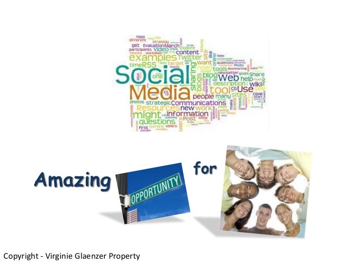 Social Media For Teens - 6th to 8th grades