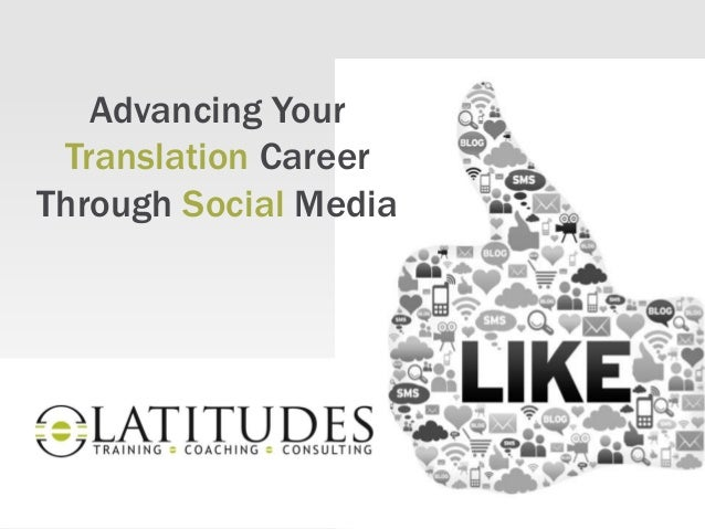 Social Media for Translators