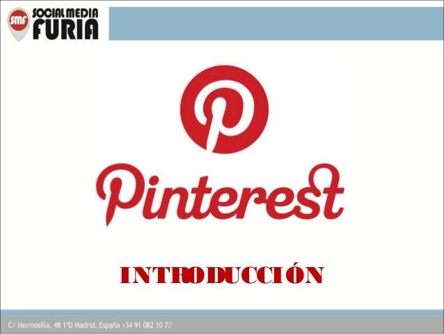 Introducción a Pinterest