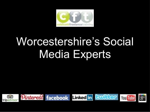 Worcestershire's Social   Media Experts