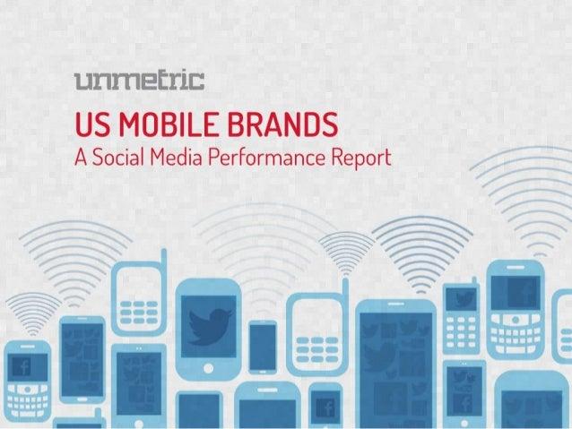 A Social Media Performance Report