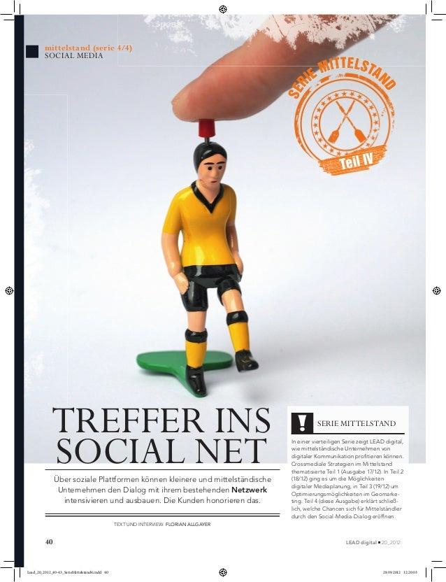 mittelstand (serie 4/4)         SOCIAL MEDIA                                                                              ...