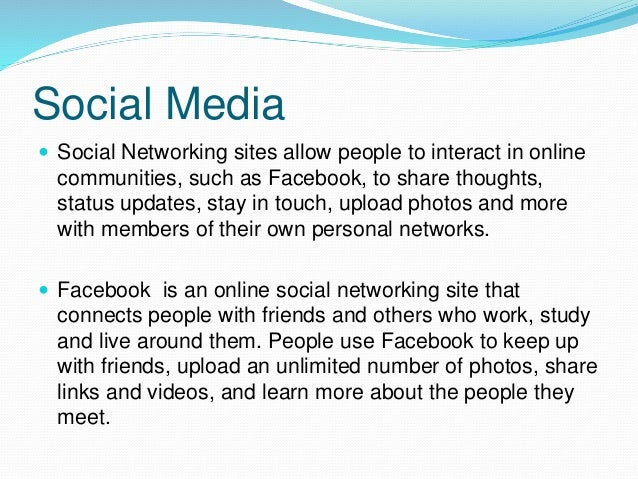 essay about social media sites Benefits of social media essay social media has become massively popular in recent years and for good reason there are a lot of benefits to using social media while not everybody will agree that it is a good thing and there are certainly some disadvantages to it on the whole it would be fair to say that the.