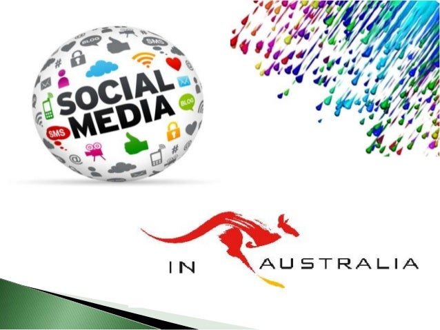 Social Media Penetration In Australia  How This Exponential Growth?  Social and Mobile Media Computation  Market Record...