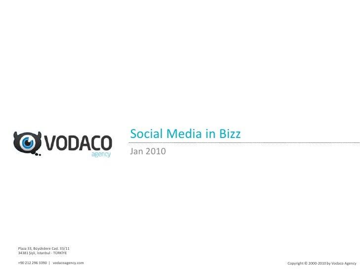 Social Media in Bizz