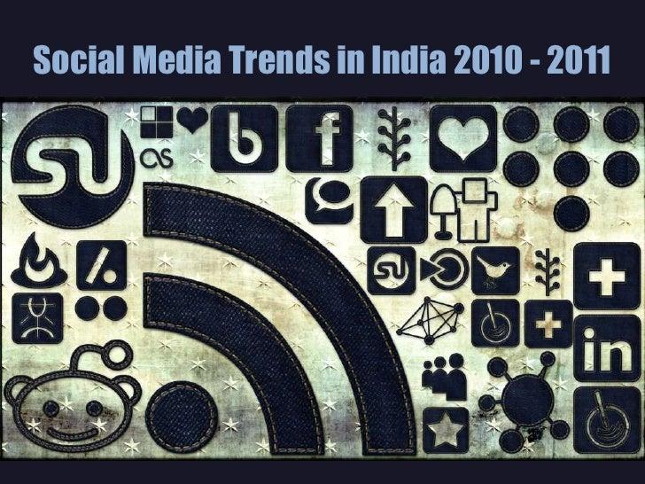 Social Media Trends in India-  2010<br />