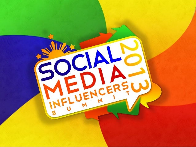 The SummitSocial Media Influencers Summit (SMIS) will be staged first this yearand will be an annual event organized by iN...