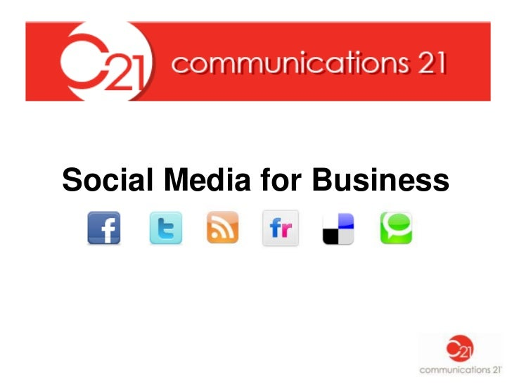 Social Media For Business, Can It Work?
