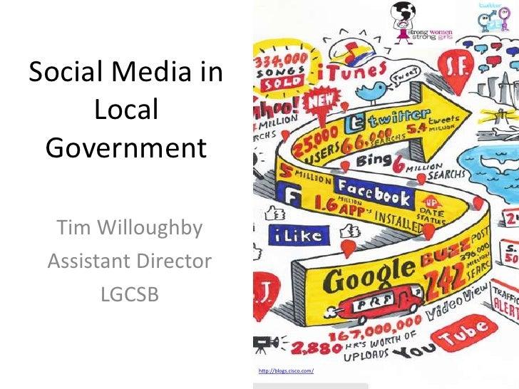 Social media in local government