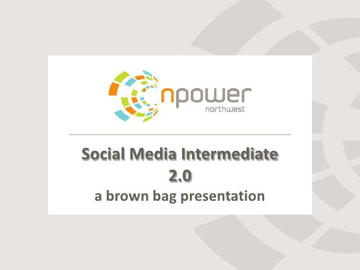 Social Media Intermediate 2.0