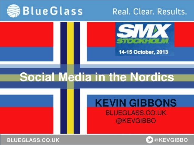 Social Media in the Nordics