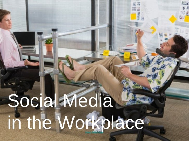 Social Mediain the Workplace         Image: Getty Images