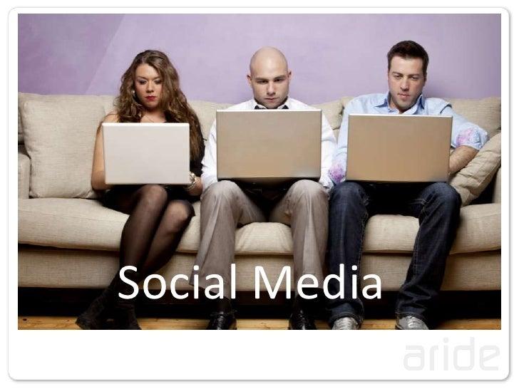 Social media introductie