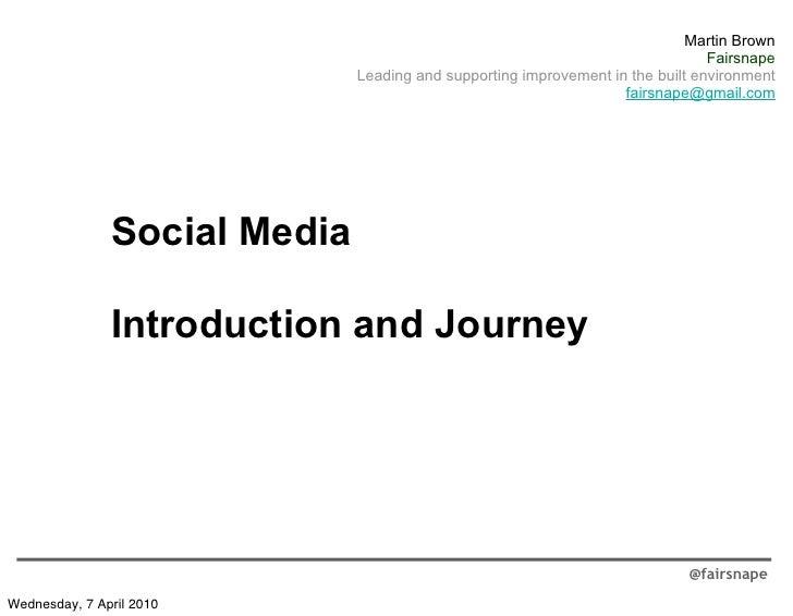 Social Media Intro For Lcbpc