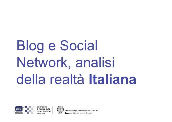 Social Media Italia